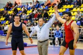 Всероссийский турнир по греко-римской борьбе на призы Чебоксарова