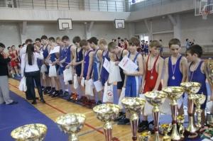 Кубок Федерации памяти И.И. Калюжного (28.04.2018)