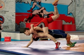 В Омске завершился борцовский марафон