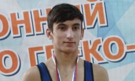 Александр Фролов завоевал «бронзу» международного юношеского турнира