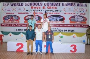 ISF WSC Combat Games (Индия-2017)