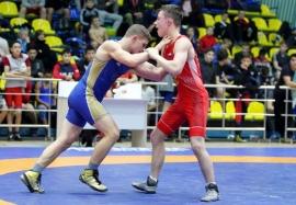 Омские борцы завоевали две медали турнира на призы Владимира Чебоксарова