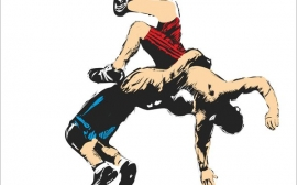 В Омске пройдет Всероссийский юношеский турнир по греко-римской борьбе памяти Ю.А. Крикухи