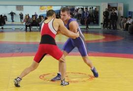 Чемпионат Омской области по греко-римской борьбе (14.11.2012)