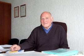 В СибГУФКе установят памятную стелу Василию Громыко
