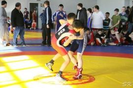 В Омске прошел Кубок Федерации памяти Ивана Калюжного по греко-римской борьбе