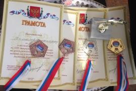 Омские борцы завоевали «золото» мемориала Солопова в Красноярске