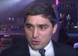 Вартерес Самургашев - о борьбе и тренерах