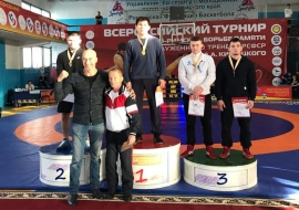 Омичи завоевали награды мемориала Анатолия Кишицкого