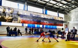 Сельские борцы выиграли Кубок Федерации памяти Калюжного