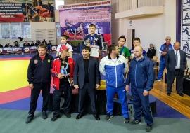 Алибек Амиров отобрался на первенство Европы