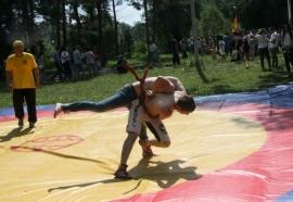 В Омске пройдет 2-й турнир имени Тимержана Калимулина по борьбе на поясах