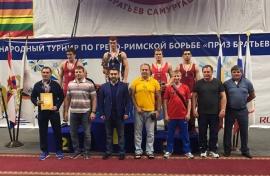 Марк Немиш завоевал бронзу международного турнира на приз братьев Самургашевых