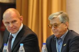 Юрий Крикуха удивил созвездие олимпийских чемпионов