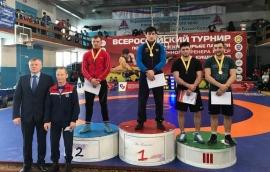 Адлет Тюлюбаев и Александр Коваленко завоевали награды мемориала Кишицкого в Барнауле