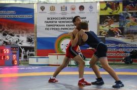 1-й Всероссийский турнир памяти Т.М. Калимулина