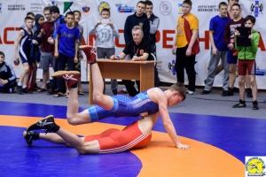 Первенство СФО по греко-римской борьбе (23-25.03.2018)