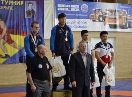 Адлет Тюлюбаев завоевал золотую медаль ХХI турнира памяти Бориса Чернышева