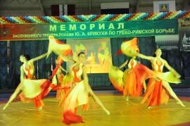 7-й Мемориал Ю.А. Крикухи (2012)