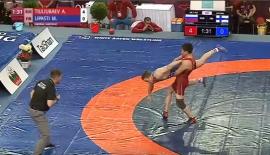 Адлет Тюлюбаев принял участие в первенстве Европы среди спортсменов до 23 лет
