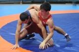 Адлет Тюлюбаев завоевал золотую медаль всероссийского турнира памяти Бормана