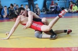 Чемпионат Омской области по греко-римской борьбе 2018