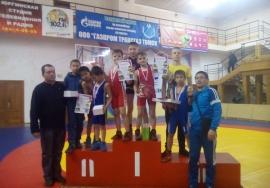 Омские борцы отличились на турнире памяти Героя Советского Союза Максименко
