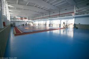 Открытие зала борьбы в Омске (2019)
