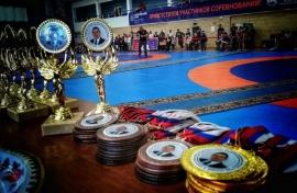Омичи завоевали два «золота» на мемориале Солопова в Красноярске