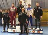 Александр Крикуха завоевал золотую медаль в Сербии