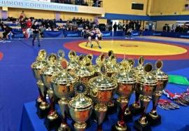 Три медали омичей на «Мемориале А.Д. Афанасьева» в Томске