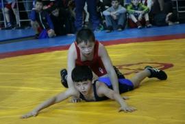 Юные омские борцы привезли 11 медалей из Тюмени