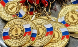 Станислав Телегин завоевал бронзу на спортивном фестивале в Тюмени