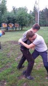 Спортивные сборы ДЮСШ им. Ю.А.Крикухи