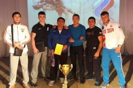 В Одесском двадцатилетие греко-римской борьбы отметили турниром