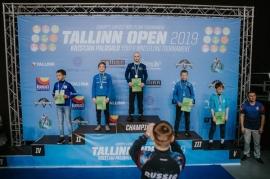 Александр Маер - бронзовый призер Tallinn Open