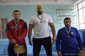 56 турнир памяти Ю.Я. Сапожникова (2018)