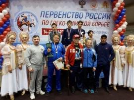 Алибек Амиров - победитель первенства России среди кадетов
