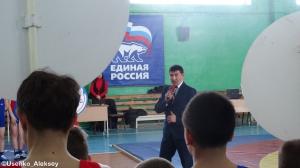 Первенство Шербакульской ДЮСШ памяти Ю.А. Крикухи (2017)