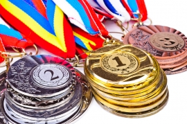 Омские борцы завоевали бронзу в Хакасии
