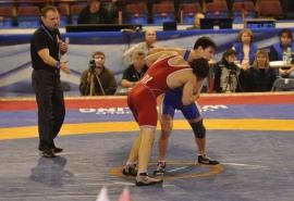 Адлет Тюлюбаев в составе сборной России стал серебряным призёром мемориала Караваева