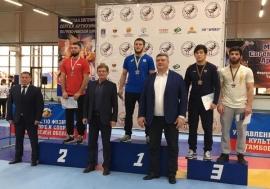 Адлет Тюлюбаев завоевал «бронзу» всероссийских соревнований