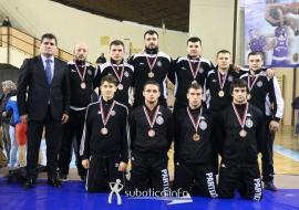 """Клуб """"Партизан"""" стал бронзовым призером чемпионата Сербии"""