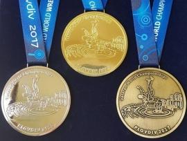 Алексей Чистяков завоевал бронзу чемпионата мира в Болгарии