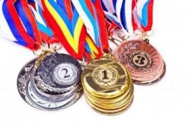 Омичи привезли восемнадцать медалей из Томска