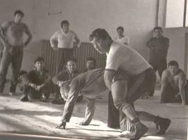 Борцовская школа «Спартак» отмечает 50-летие