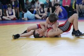 В Омске прошел борцовский турнир памяти тренеров