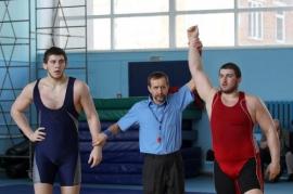 Чемпионат Омской области по греко-римской борьбе