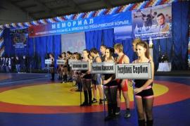 6-й Мемориал Ю.А. Крикухи (2011)