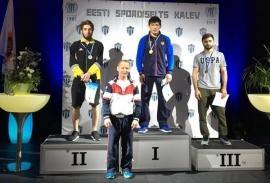 Адлету Тюлюбаеву присовено звание «Мастер спорта международного класса»